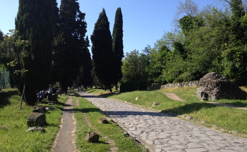 Appia Regina Viarum…