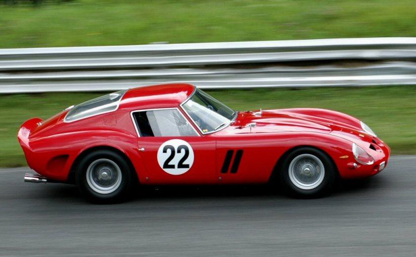 Bonhams, ferragosto Rosso Fuoco. All'asta una Ferrari GTO 250 del1962