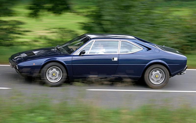 La Ferrari Dino 308GT4