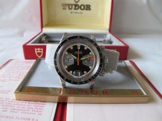Tudor 7031 Black