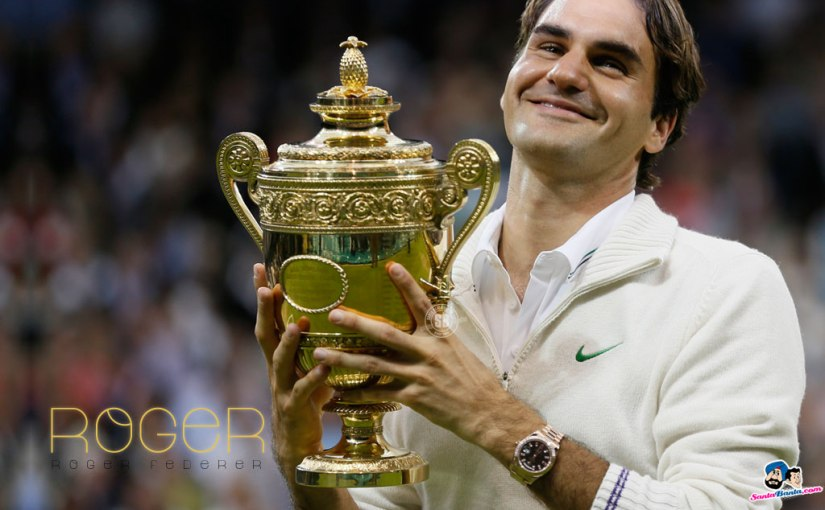 Cosa rende Roger Federer cosìspeciale