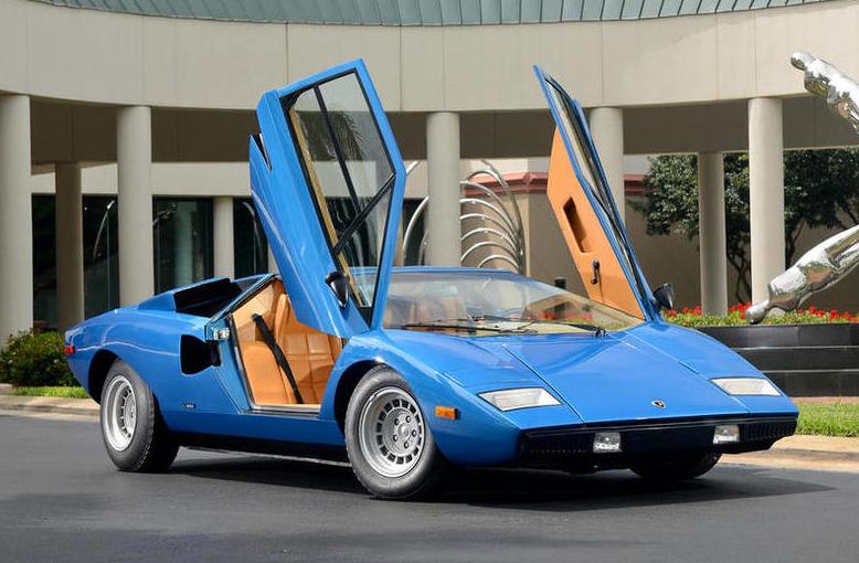 Bonhams: battuta la Lamborghini Countach Periscopica a 1.2 milioni didollari