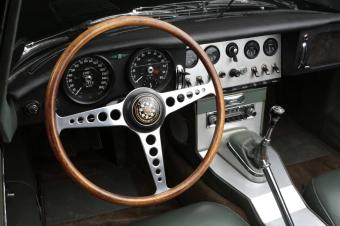 1961 Jaguar XK150 OTS Roadster S 3.8