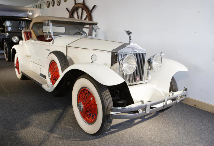 1925 Rolls-Royce Silver Ghost Piccadilly Roadster