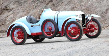 1927 Amilcar CGSS Two Seater Sports