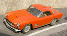 1963 Maserati 3500 GTi Superleggera Coupe