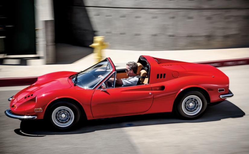 Dino Ferrari 246GT battuta da Bonhams a 329 milaeuro