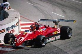 Ferrari 126 C2 Turbo del 1982