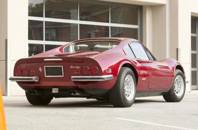 Ferrari 246 GT del 1972