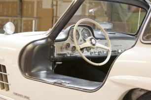 Mercedes 300SL ali gabbiano del 1954