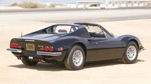 Ferrari 246 GTS 1973