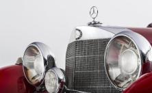 Mercedes-Benz 500 K Roadster speciale del 1934