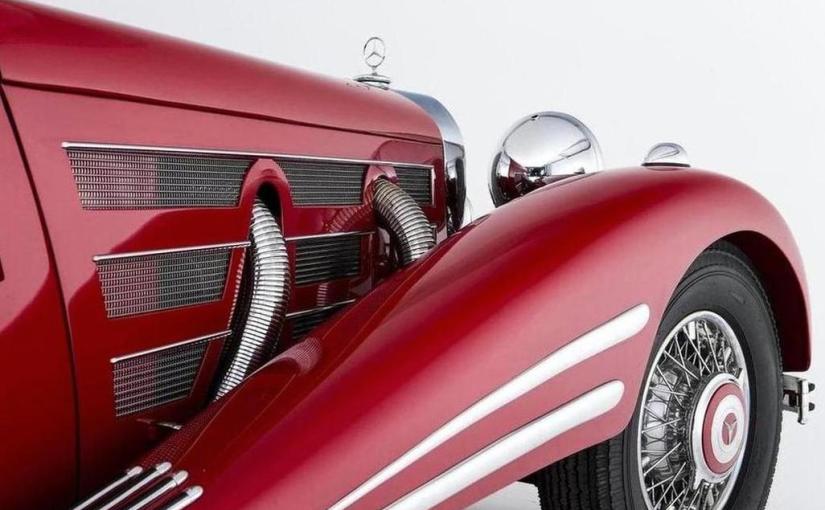 Prima asta nel nuovo museo Mercedes-Benz diStoccarda