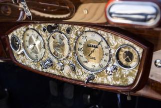 Mercedes-Benz 540 K Cabriolet A del 1936