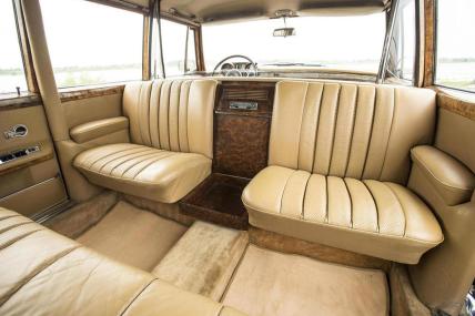Mercedes-Benz 600 Pullman Limousine del 1965