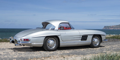 MERCEDES-BENZ 300SL ROADSTER del 1958