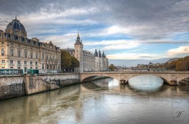 Quai de l'Horloge, Parigi