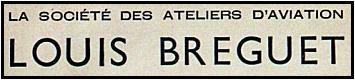 BREGUET (Louis Charles Breguet)-01