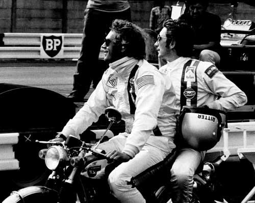 McQueen e Siffert