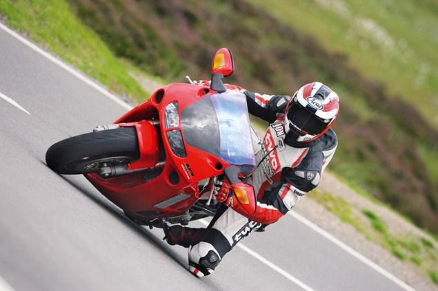 Honda NR750 Oval Piston