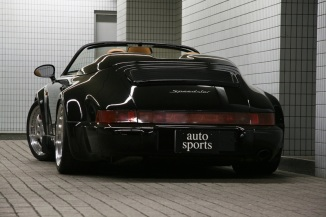 Porsche 964 Speedster - II Series 1993
