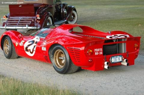 Ferrari P3/4