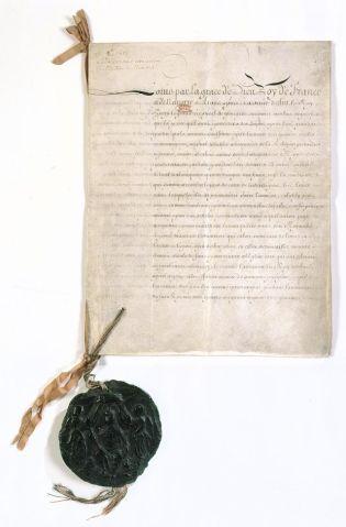 Editto di Fontainebleau 1685