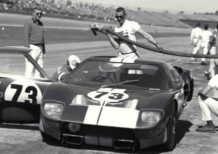 GT40 at Daytona