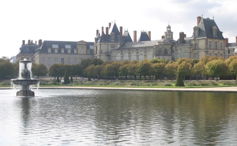 Château de Fontainebleau, parterre deRois