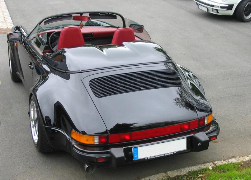 Porsche 911 Speedster Turbo Look - I Series 1989