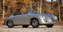 Porsche 356 Speedster 50's