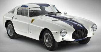 Ferrari 250 Mille Miglia Berlinetta 1953
