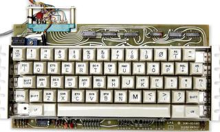 Apple1 keyboard