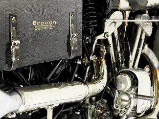 1929 Brough Superior 986cc SS100 Alpine Grand Sports - 6