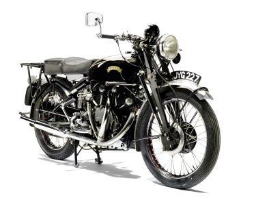 1950 Vincent 998cc Black Shadow Series C - 1