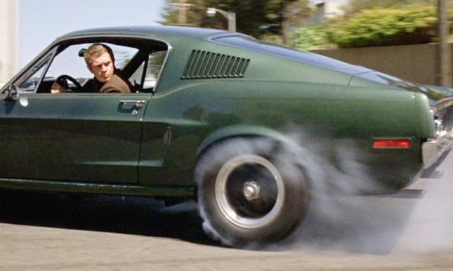 """""""Bullit"""" - Steve McQueen"""