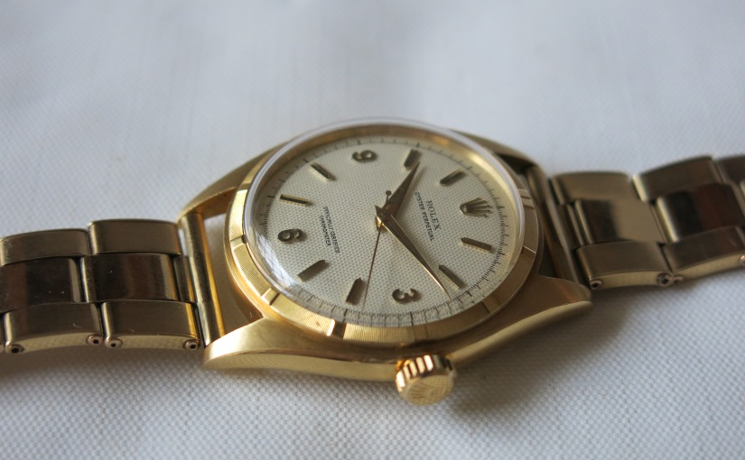 Rolex Ref. 5029, Oyster Perpetual Officialy CertifiedLegend
