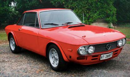 1971 Lancia Fulvia HF1600 coupé