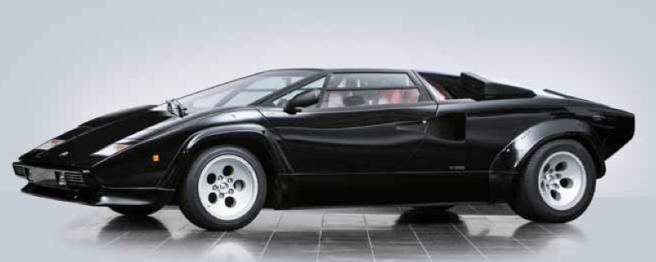 1984 Lamborghini CountaCh 5000 S