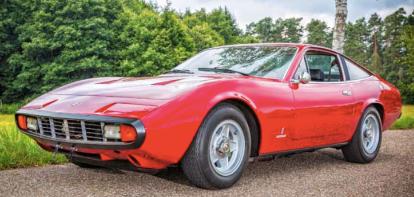 1972 Ferrari 365gt C/4 Berlinetta