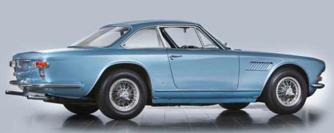 1969 Maserati Sebring 3700 coupè