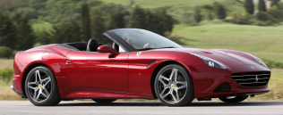 Ferrari California Turbo - 2014