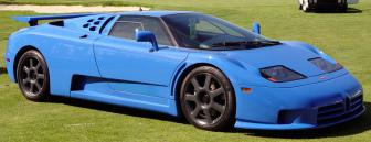 Bugatti EB110 - 1991