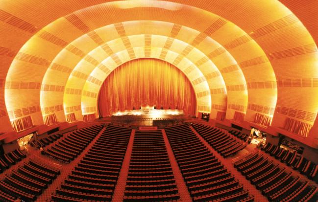 Radio City Music Hall - NY