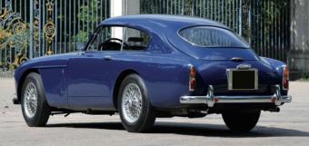 1958 aston Martin db2/4 Mkiii coupé €16-200k
