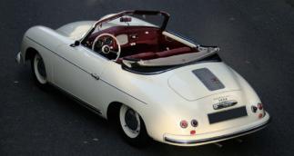 1954 porsche 356 pre a 1500 super cabrioLet €200-240k