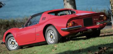 1972 dino 246 Gts €280-320k