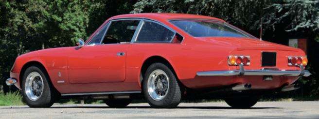 1970 Ferrari 365 Gt 2+2 coupé €180-220k