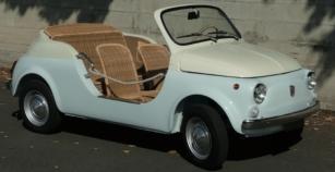 1970 Fiat 500 Mare €20-25k