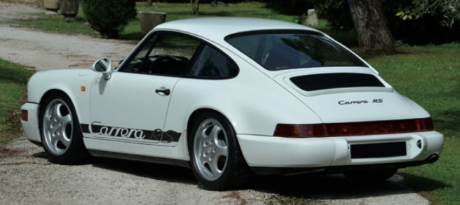 1992 porsche 964 rs coupé €230-280k